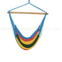 Large picture Luxury Brazilian colorful rope hanging chair