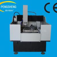 Metal mould engraving machine