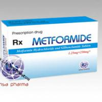 Large picture Metformin Hydrochloride and Glibenclamide tablets