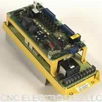 Large picture FANUC S series servo drives A06B-6058-H003