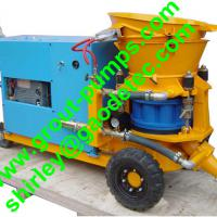 Large picture GZ-5 dry concrete spraying machine