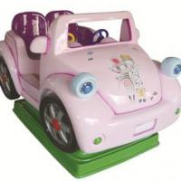Large picture coin operated Amusement Kiddie Rides car Machine