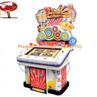 Large picture CoinOperated HittingMaster Redemption Game Machine