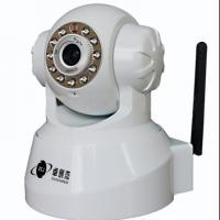 Large picture Wireless IP Camera with Pan/Tilt, 3.6mm Fixed Lens