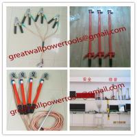Large picture low price grounding rods,earth pin