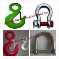 Large picture best factory Bow Shackle ,safety Shackle