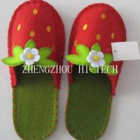 Large picture Promotion Gift Felt Slipper