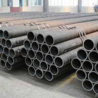 Large picture ERW welded carbon steel pipe