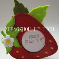 Large picture Promotion gift felt photo frame