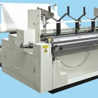 Automatic Embossing Perforating Rewinding Machine