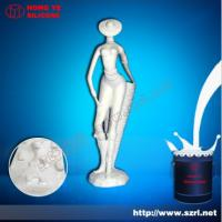 Large picture Liquid Silicone rubber for gypsum molds