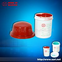 Large picture Pad printing silicone rubber material