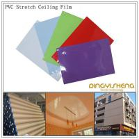 Large picture Satin Descor Stretch Ceiling Film For Decoration