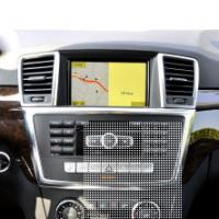 Large picture auto gps 2012 Mercedes-Benz ML dvd player