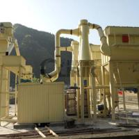 Large picture sandstone grinding mill