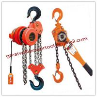 Large picture quotation Ratchet Chain hoist lift puller