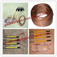 Large picture Sales Portable short-circuit earthing rod