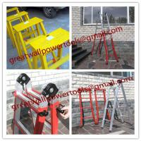 Large picture quotation Life Safe ladder,Collapsible ladder
