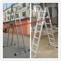 Large picture Aluminium ladder,Step Footplate ladder