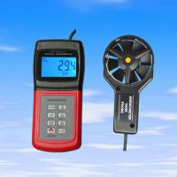 Large picture digital anemometer AM-4836V