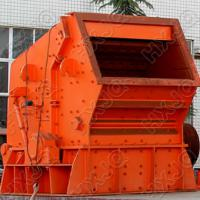 Large picture mineral impact crusher