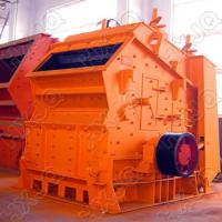 Large picture impactor crusher