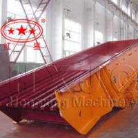 Large picture vibratory feeder