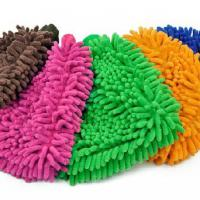Large picture Chenille Washing Mitt