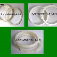 Large picture fixing rings of glove box, dry box, isolator box