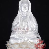 Large picture Religious Crafts -Buddha Seats in Lotus