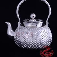 Large picture Silver Tea kettle Tea Pot