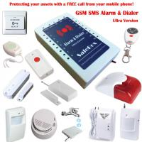 Large picture Hot sale gsm alarm SafeBox GSM Alarm system