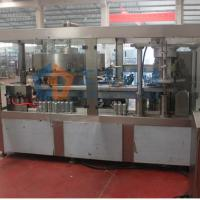 Large picture Can filling sealing monoblock machine