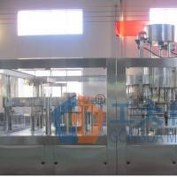 Large picture Isobaric washing filling capping 3-in-1 machine