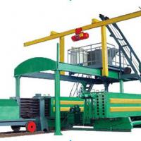 Large picture Light Weight Gypsum Wall Panel Forming Machine