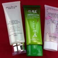 Large picture PE cosmetic tube,PEfoil cosmetic packaging tube