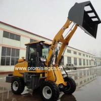 Large picture 1.0T Wheel Loader ZL10F with snow bucket