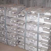 Large picture High Purity Zinc Ingot
