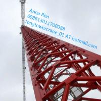 Large picture Topless Tower Crane QTP50 4810