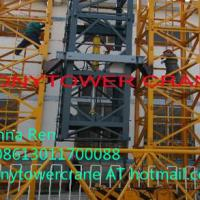 Large picture Inner Climbing Tower Crane QTG20 3065