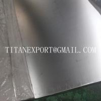 Large picture ASTM F67/ISO5832-2 GR.4 Pure titanium sheet