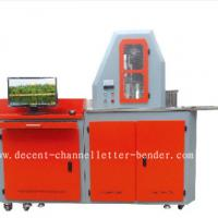Large picture channel letter bending machine