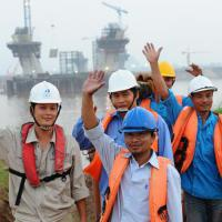 Large picture Vietnamese labors available for recruitment
