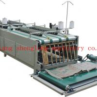 Special double -side cement bag sewing machine