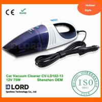 Large picture Portable 12V Vacuum Cleaner For Car