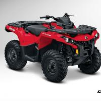 Large picture 2013 Can-Am Outlander 500