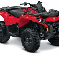 Large picture 2013 Can-Am Outlander 650