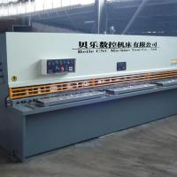 Large picture Simple digital display pendulum shearing machine