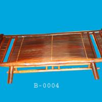 Large picture vietnam bamboo table high quality