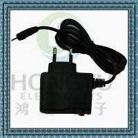 Large picture eu plug power adapter 5v 1000ma with led
